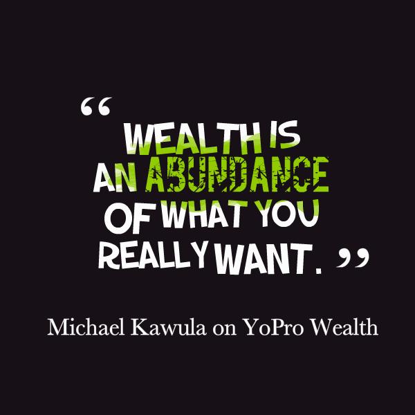 mike kawula wealth abundance