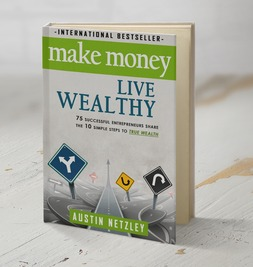 Make Money Live Wealthy Book